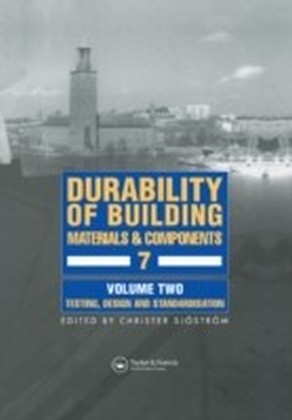 Durability of Building Materials and Components 7