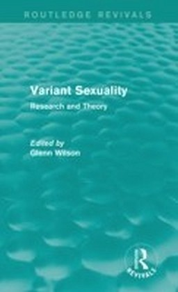 Variant Sexuality (Routledge Revivals)