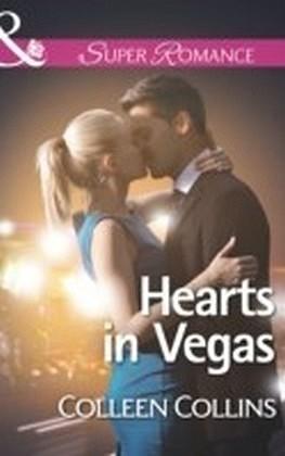 Hearts in Vegas (Mills & Boon Superromance)
