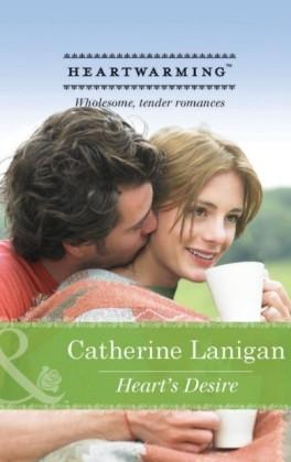 Heart's Desire (Mills & Boon Heartwarming) (Shores of Indian Lake - Book 2)