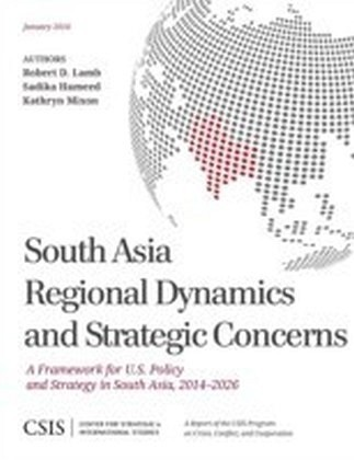 South Asia Regional Dynamics and Strategic Concerns