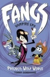Fangs Vampire Spy Book 5