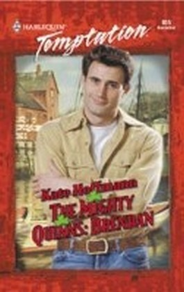 Mighty Quinns: Brendan (Mills & Boon Blaze)