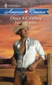 Once a Cowboy (Mills & Boon American Romance)