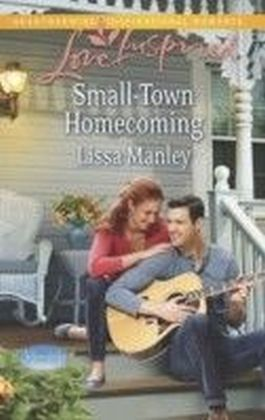 Small-Town Homecoming (Mills & Boon Love Inspired) (Moonlight Cove - Book 5)