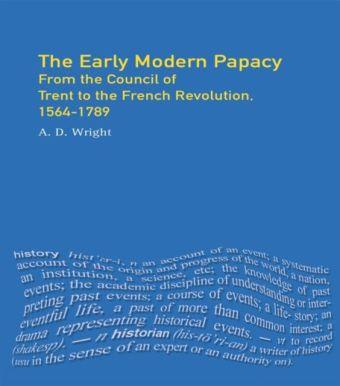 Early Modern Papacy