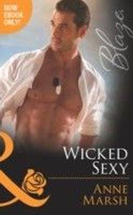 Wicked Sexy (Mills & Boon Blaze) (Uniformly Hot! - Book 51)