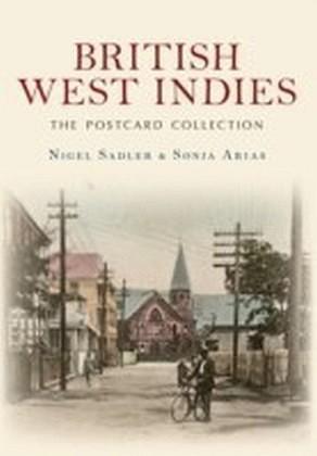 British West Indies Postcard Collection