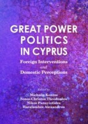 Great Power Politics in Cyprus