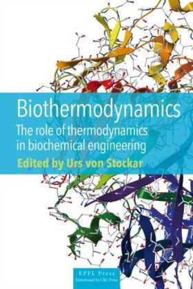 Thermodynamics in Biochemical Engineering