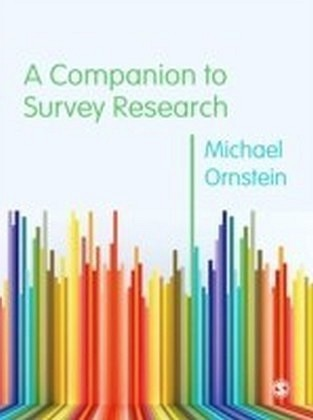Companion to Survey Research