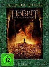 Der Hobbit: Smaugs Einöde, Extended Version, 5 DVDs + Digital Ultraviolet