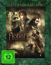 Der Hobbit: Smaugs Einöde, Extended Version, 3 Blu-rays + Digital Ultraviolet