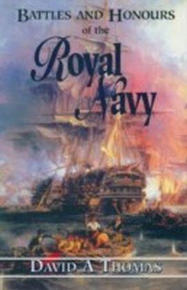 Battles & Honours of Royal Navy
