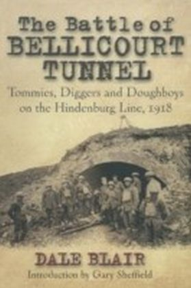 Battle of the Bellicourt Tunnel
