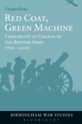 Red Coat, Green Machine