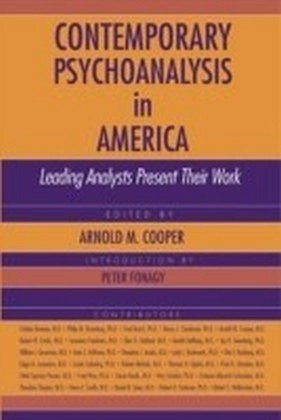 Contemporary Psychoanalysis in America