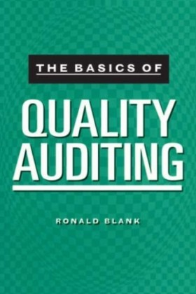 Basics of Quality Auditing