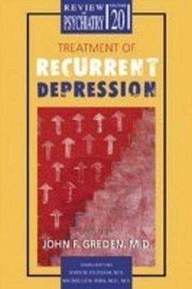 Treatment of Recurrent Depression