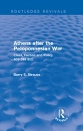 Athens after the Peloponnesian War (Routledge Revivals)