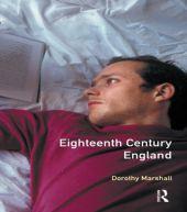 Eighteenth Century England 1714 - 1784