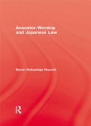 Ancestor Worship & Japanese Law