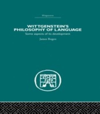 Wittgenstein's Philosophy of Language