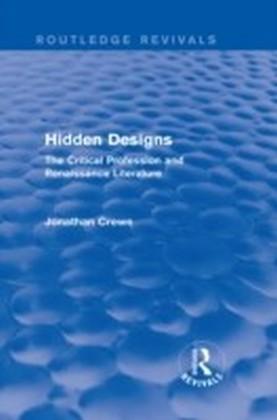 Hidden Designs (Routledge Revivals)