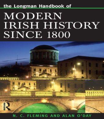 Longman Handbook of Modern Irish History Since 1800