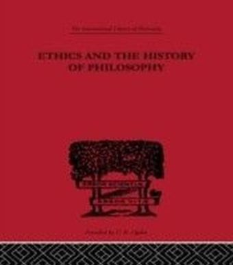 Ethics and the History of Philosophy