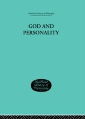 God and Personality