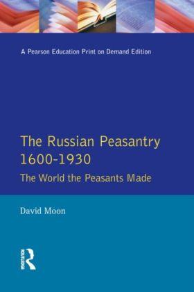 Russian Peasantry 1600-1930