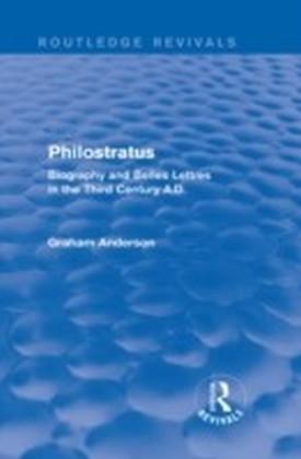 Philostratus (Routledge Revivals)