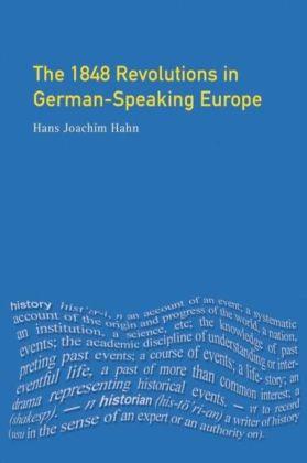 1848 Revolutions in German-Speaking Europe
