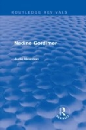 Nadine Gordimer (Routledge Revivals)
