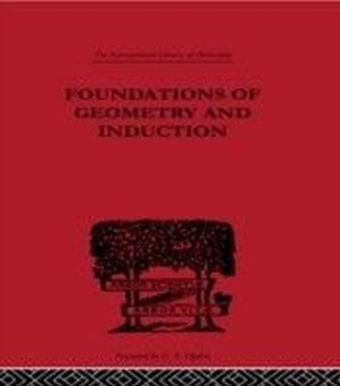 Foundations of Geometry and Induction