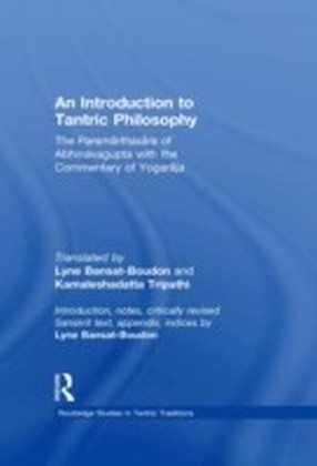 Introduction to Tantric Philosophy