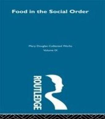 Food in the Social Order
