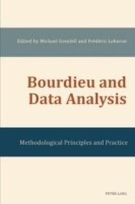 Bourdieu and Data Analysis