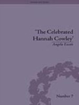 Celebrated Hannah Cowley