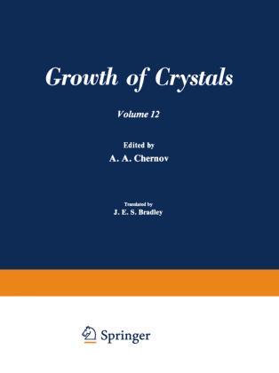 / Rost Kristallov / Growth of Crystals