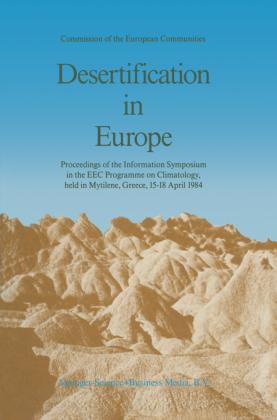 Desertification in Europe
