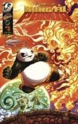 Kung Fu Panda Vol 1 Issue 3