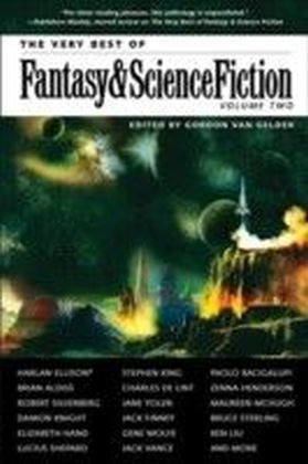 Very Best of Fantasy & Science Fiction. Vol.2