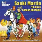 Sankt Martin ritt durch Schnee und Wind, Audio-CD