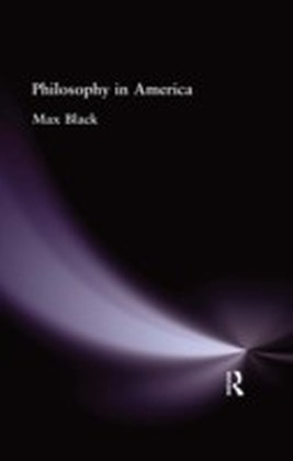 Philosophy in America