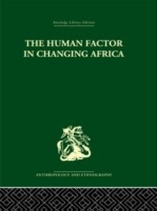 Human Factor in Changing Africa