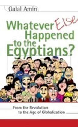 Whatever Else Happened to the Egyptians?