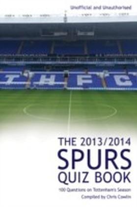 2013/2014 Spurs Quiz Book