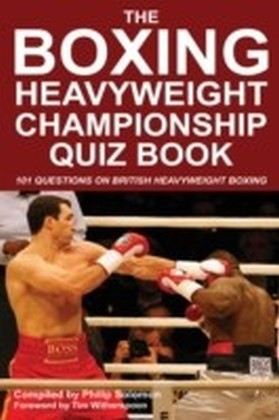 Boxing Heavyweight Championship Quiz Book